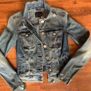American Eagle women's size S jean jacket